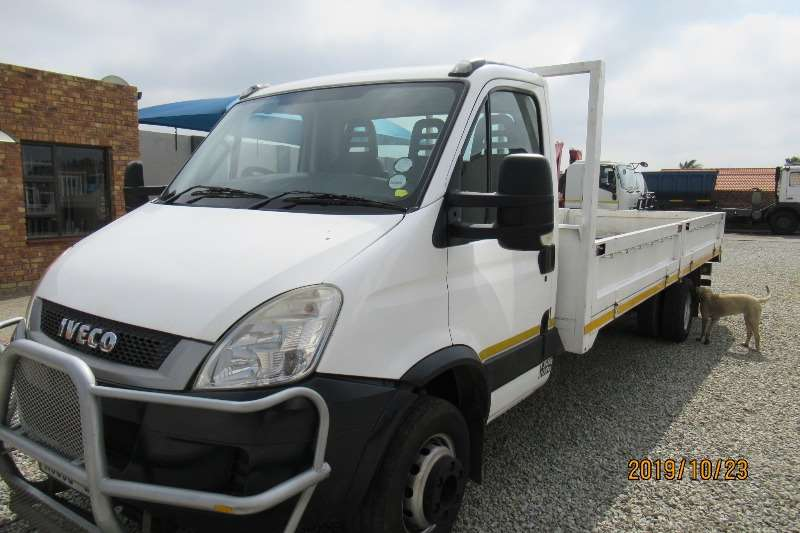 Iveco Truck Dropside Iveco Daily dropside 2010