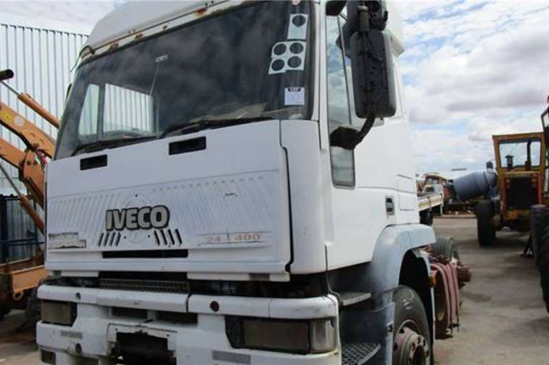 Iveco Truck Iveco 24 400 Mechanical Horse