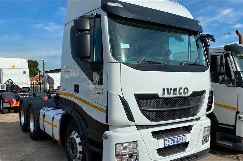 Iveco Iveco Stralis 480 Truck