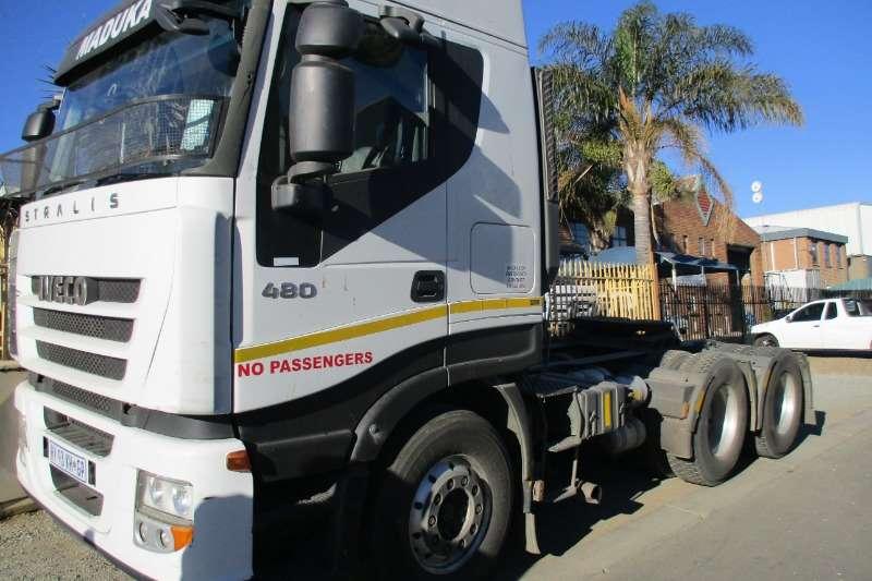 Iveco Truck Iveco Strallis 480 2010