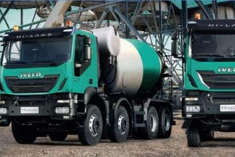 Iveco Truck IVECO TRAKKER 2019