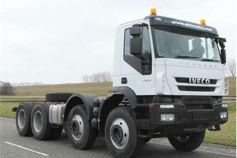 Iveco Truck New Iveco Trakker 420hp 8x4 2020