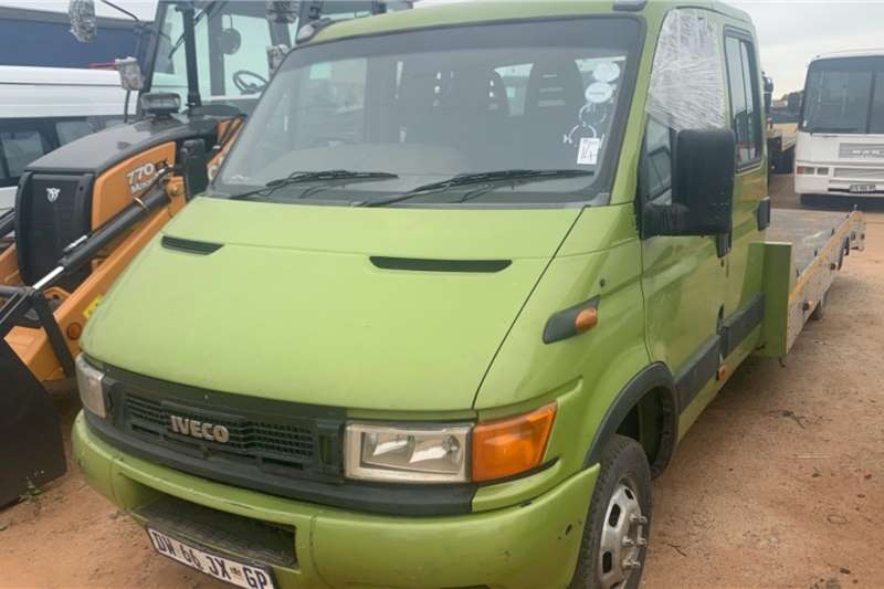 Iveco Truck ROLL BACK (BUILT UP) (NON RUNNER)