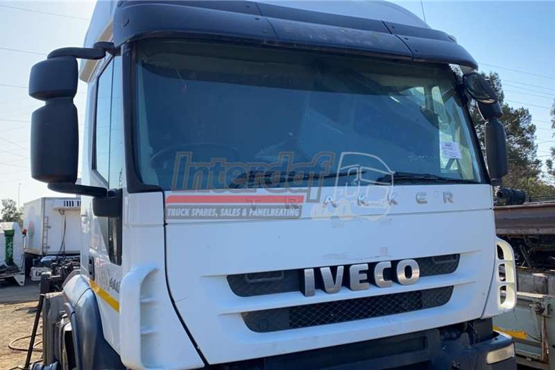 Iveco Iveco 440 Trakker Stripping for Spares Truck spares and parts