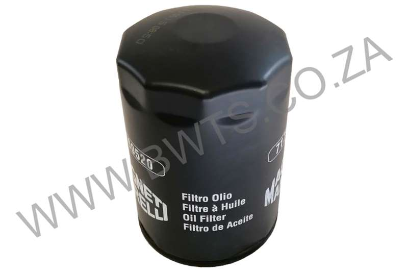 Iveco Oil Filter Turbo Daily (02995655) Truck spares and parts