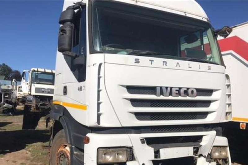 Iveco Truck spares Tyres