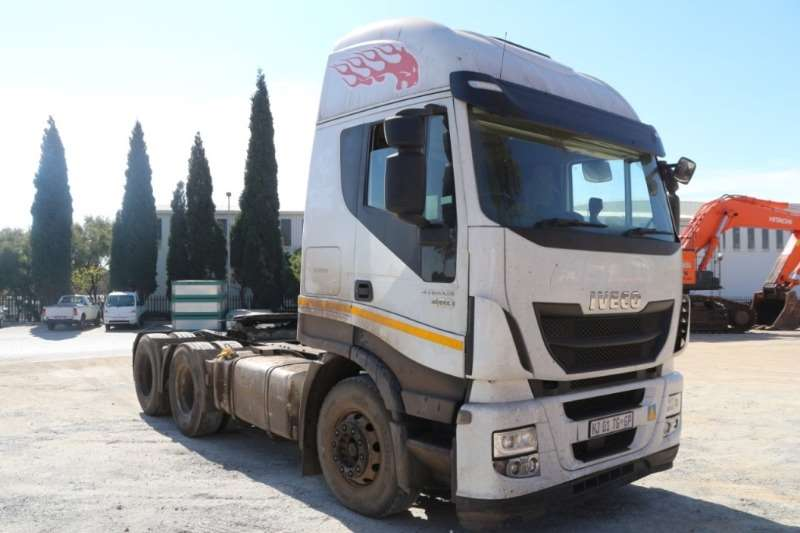Iveco Truck Stralis 480 AS750 6x4 Horse 2018