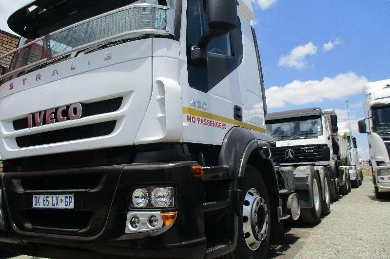 Iveco Truck Strallis 430 double Diff 2014