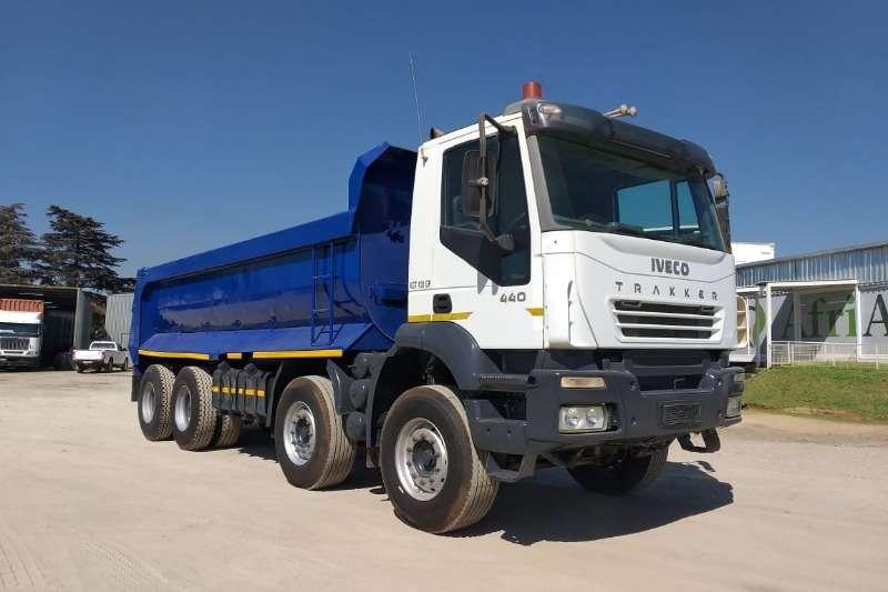 Iveco Truck Tipper 440 2008