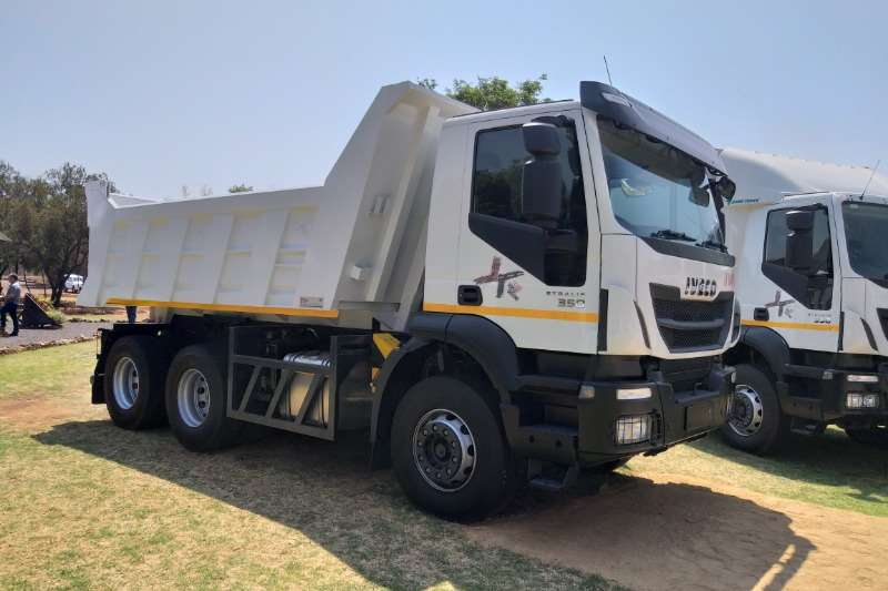 Iveco Truck Tipper ALL NEW Iveco Stralis X Way Tipper 2019