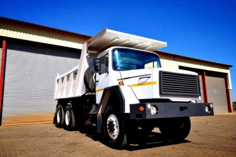 Iveco Truck Tipper Iveco Tipper 6x6