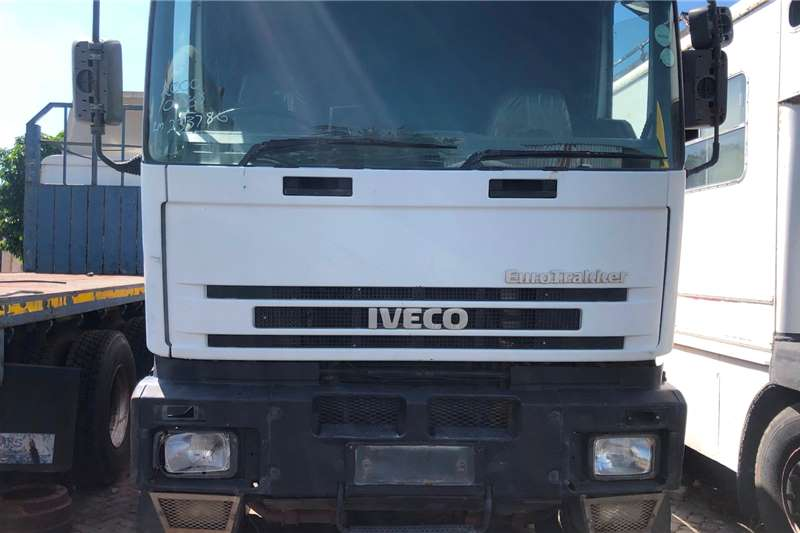 Iveco Truck Tipping body 2000 1098