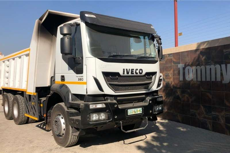 Iveco Tipping body 2018 Iveco 380 Trakker Truck
