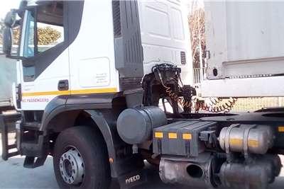 Iveco Tracker 430 Truck