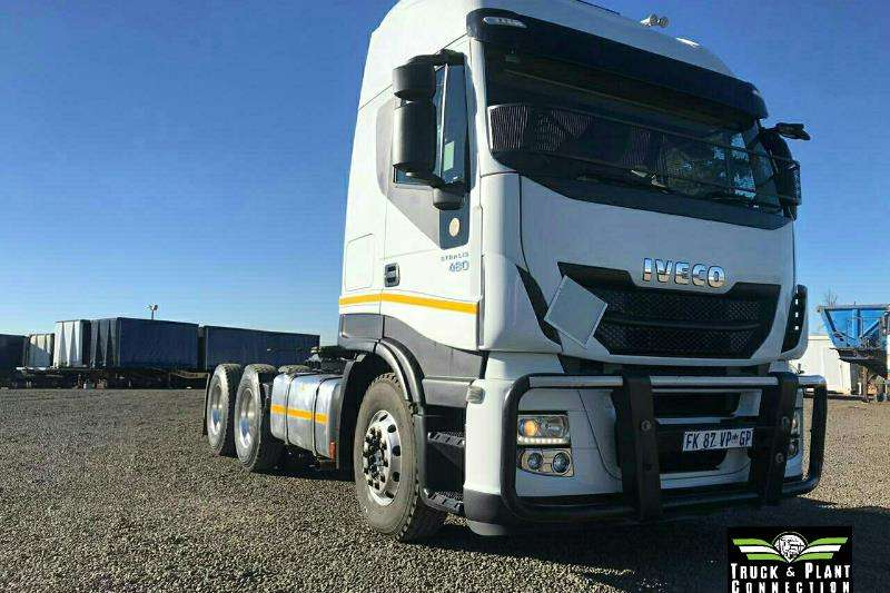 Iveco Truck-Tractor Double axle 2016 Iveco Stralis 480 Hi Way 2016