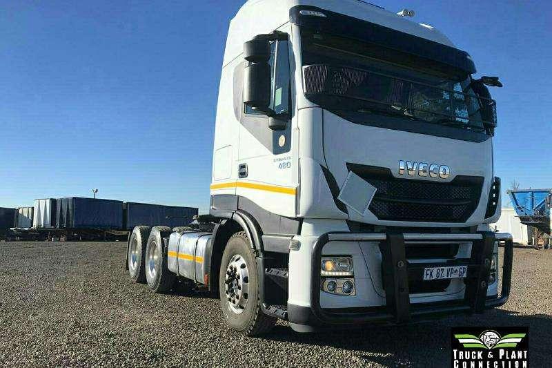 Iveco Truck-Tractor Double Axle 2016 Iveco Stralis 480 Hi-Way 2016