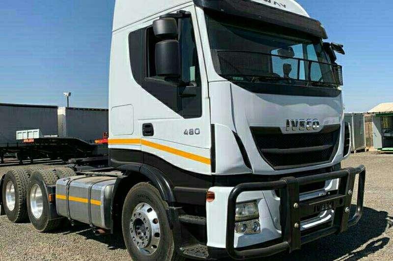 Iveco Truck-Tractor Double axle 2016 Iveco Stralis 480 Hi Way 2016