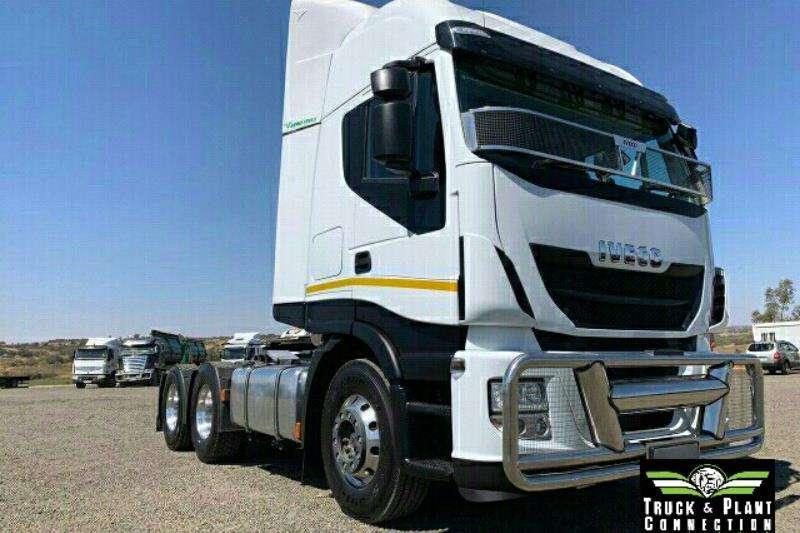 Iveco Truck-Tractor Double axle 2018 Iveco Stralis 480 Hi Way 2018