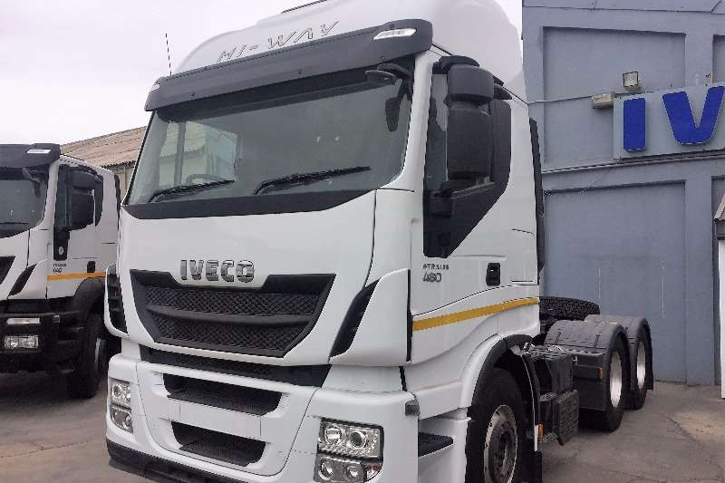 Iveco Truck-Tractor Double axle AS750S48TZ/P 2020