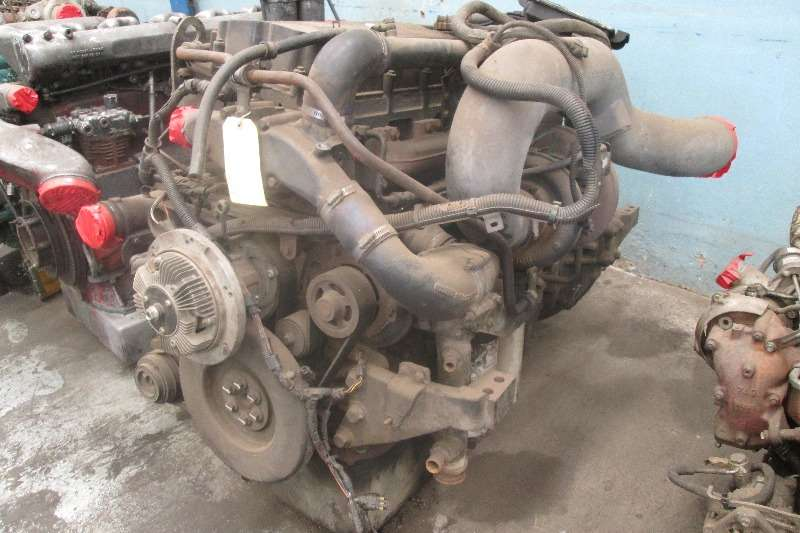 Iveco Truck-Tractor Double Axle Cursor10 engine