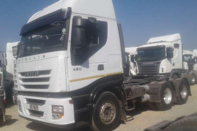 Iveco Truck-Tractor Double axle EUROTRAKKER 420 2012