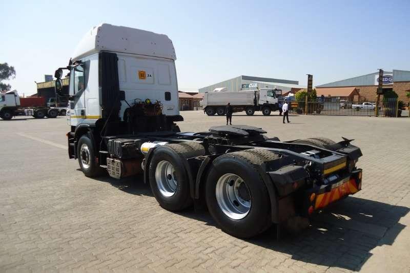 Iveco Truck-Tractor Double axle iveco stralis 430 t/t c/c 2014