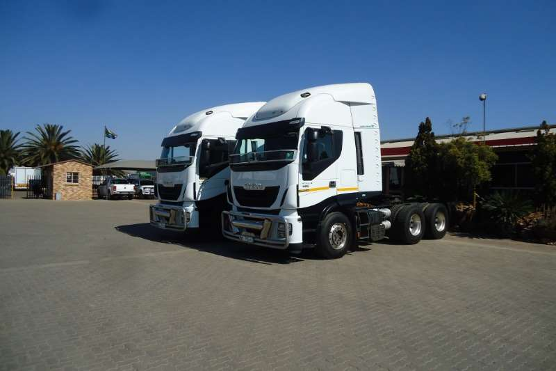 Iveco Truck-Tractor Double axle iveco stralis 480 T/T C/C 2015