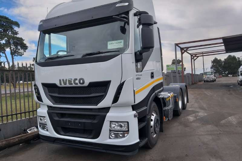 Iveco Truck-Tractor Double axle New Iveco Stralis 480 Hi Way Truck Tractor 2019