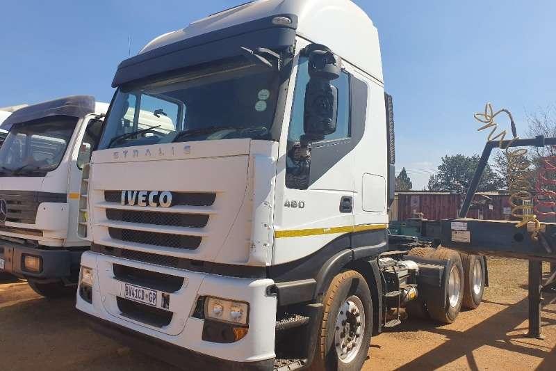 Iveco Truck-Tractor Double axle Stralis 480 2009