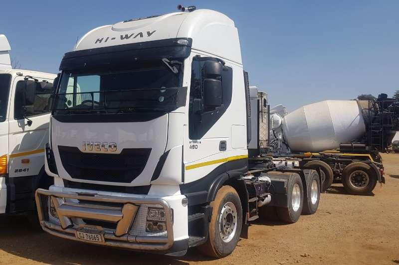Iveco Truck-Tractor Double axle Stralis 480 2014