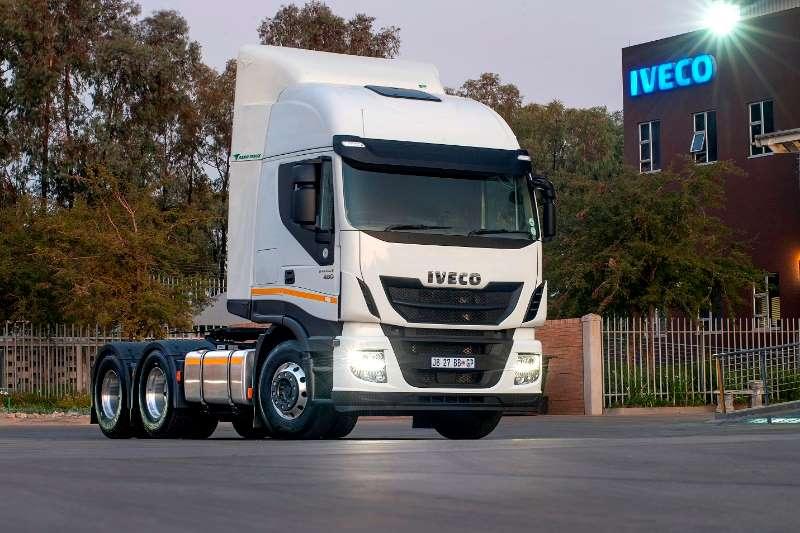 Iveco Truck-Tractor Double axle Stralis 480 6x4 T/T Long Haul, Fuel carrier,Bulk 2019