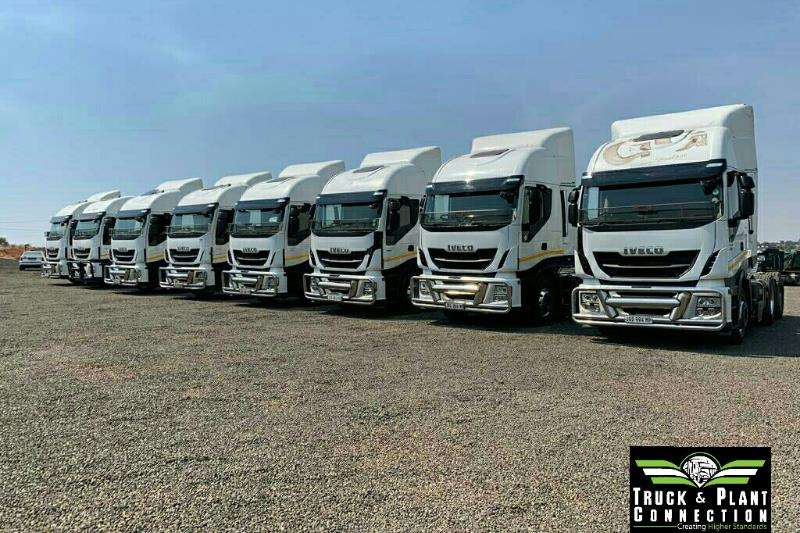 Iveco Truck-Tractor Double axle Various Used Iveco's Stralis Horses Available