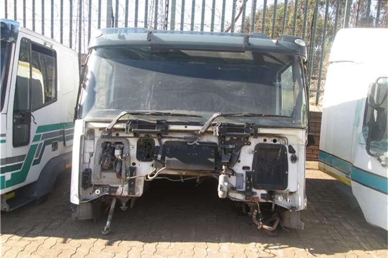Iveco Truck-Tractor EuroTrekker Cab