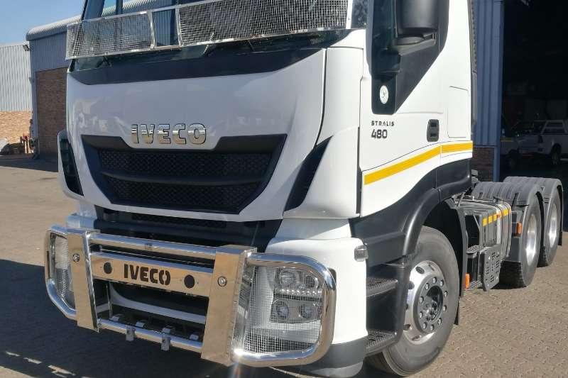Iveco Truck-Tractor IVECO 480 STRALIS 2019