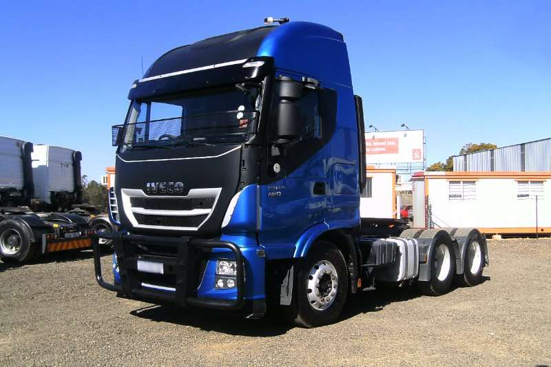 Iveco Truck-Tractor IVECO STRALIS 480 HIGHWAY 2016