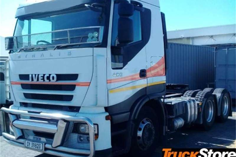 Iveco Truck-Tractor STRALIS AS 750S48T 2013