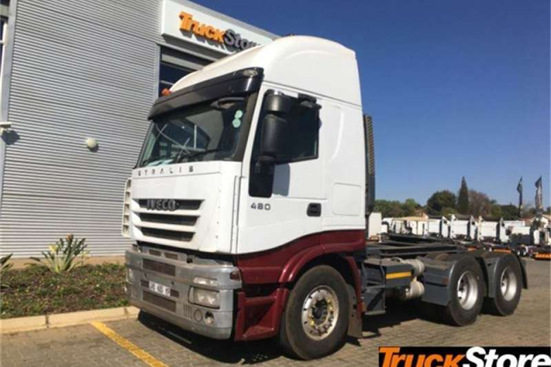 Iveco Truck-Tractor STRALIS AS 750S48T 2014