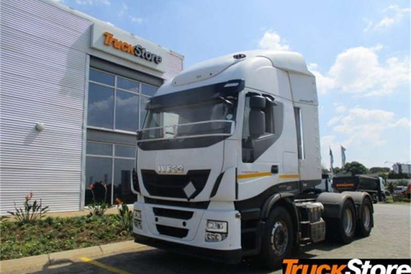 Iveco Truck-Tractor STRALIS AS 750S48T 2015