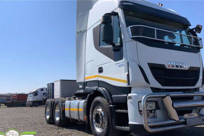 Iveco Truck tractors 2016 Iveco Stralis 480 2016