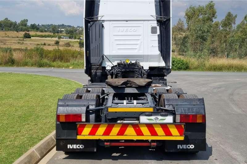 Iveco 2017 Iveco Stralis 480 HI WAY Truck tractors