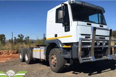 Iveco Truck-Tractors Double Axle 2001 Iveco 407 Turbo 2001