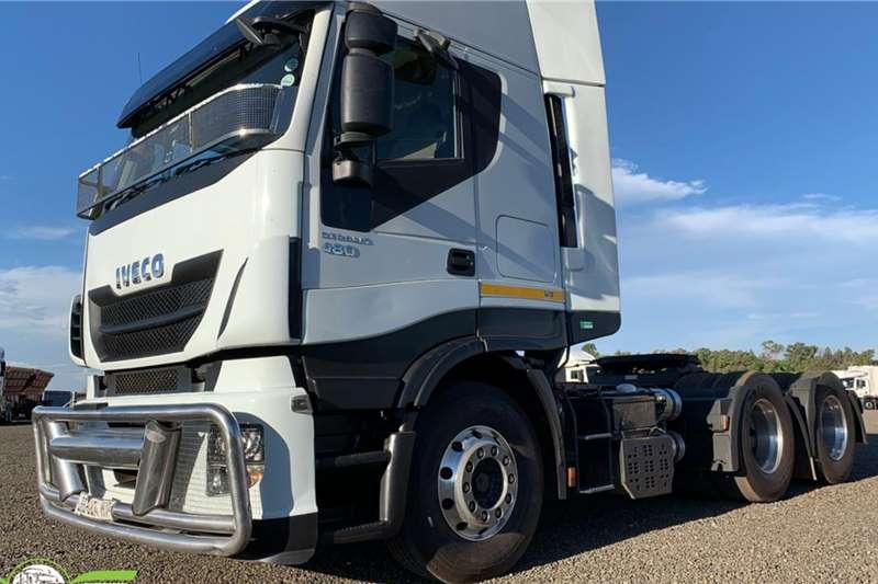 Iveco Truck tractors Double axle 2015 Iveco Stalis 480 Hi Way 2015