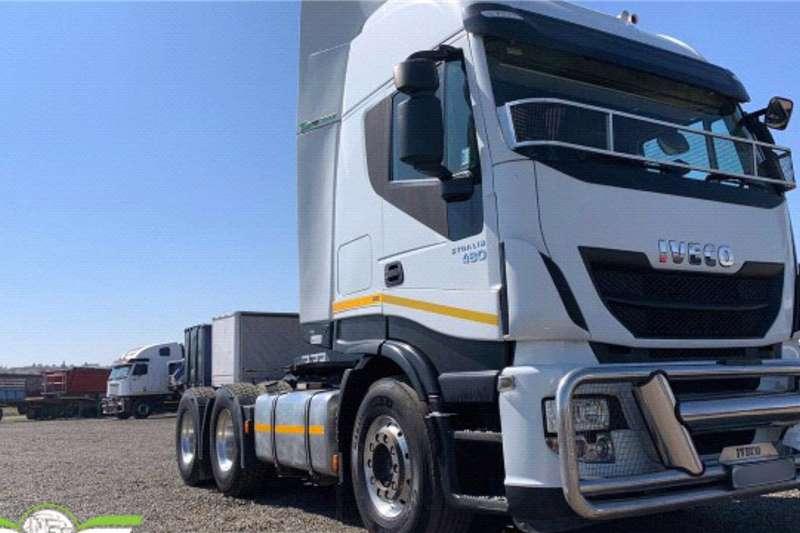 Iveco Truck tractors Double axle 2016 Iveco Stralis 480 Hi Way 2016