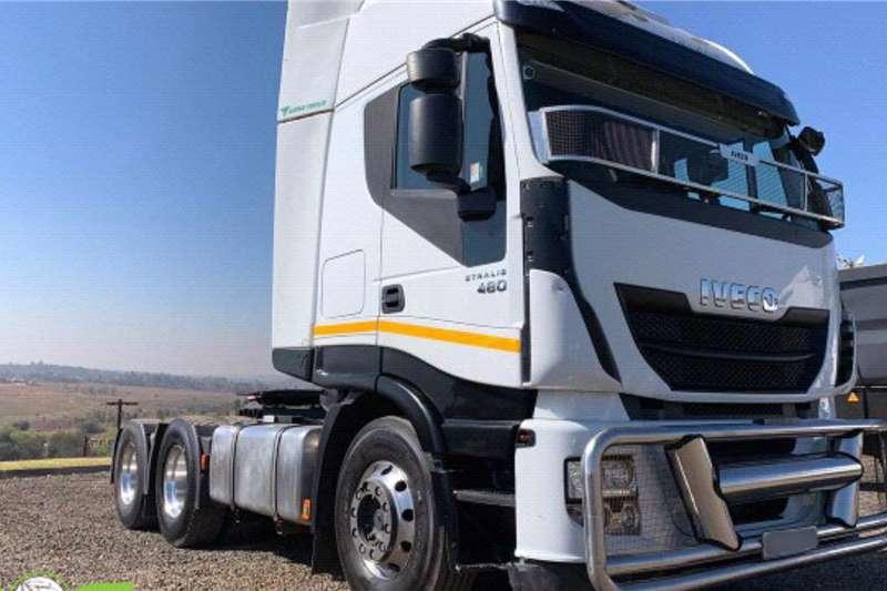 Iveco Truck Tractors Double Axle 2017 Iveco Stalis 480 Hi-Way 2017