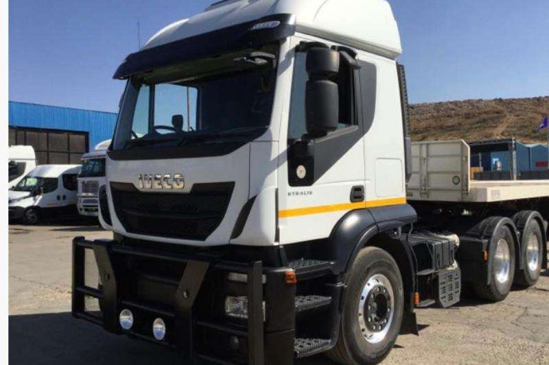 Iveco Truck tractors Double axle AS700S43TZP 2017