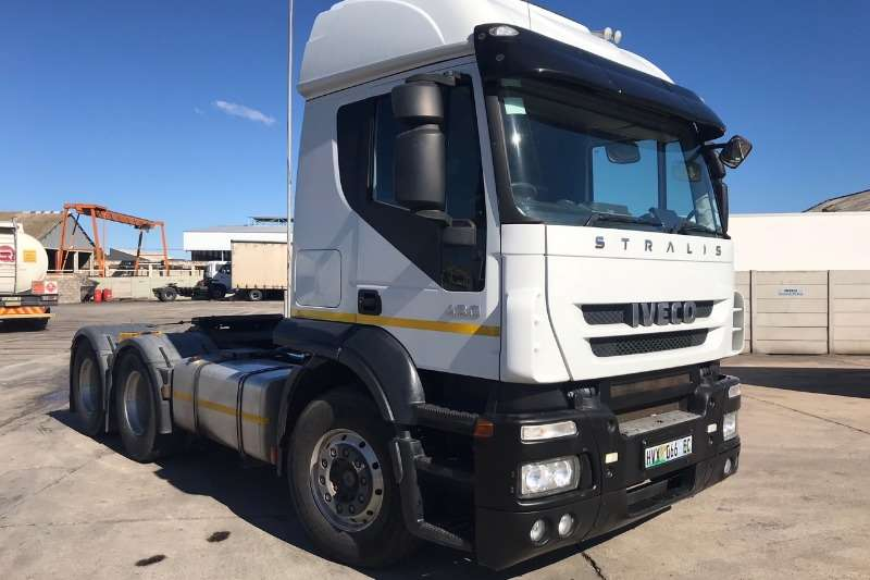 Iveco Truck tractors Double axle AT700S43TZP 2017