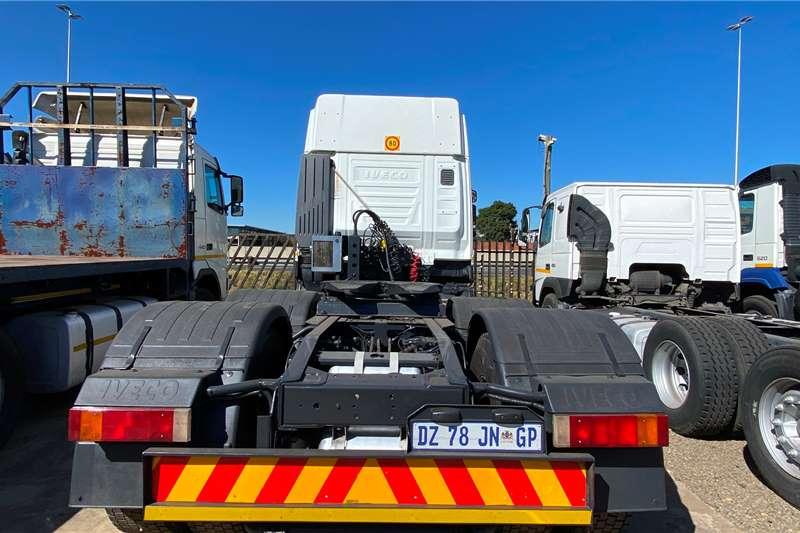 Iveco Double axle Iveco Stralis 430 Truck tractors
