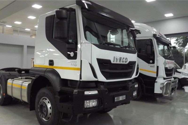 Iveco Truck tractors Double axle IVECO TRAKKER 440 2020