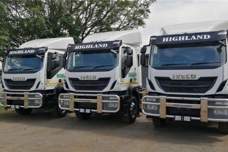Iveco Truck tractors Double axle New Iveco Stralis 430 2020