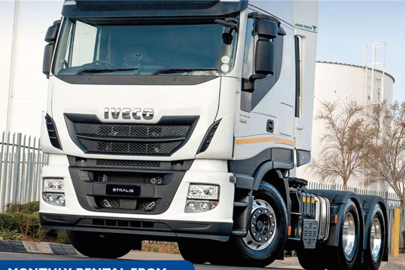 Iveco Truck tractors Double axle New Iveco Stralis 480 for R30 900 pm 2020